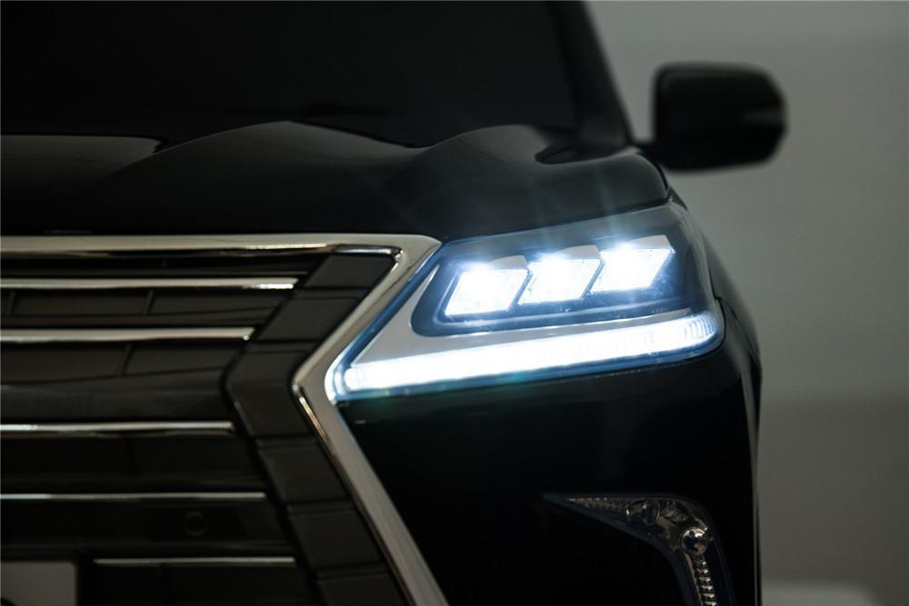 Lexus 2019 Électrique Pour 12v Voiture Enfants New Lx570 Aqc354RLj