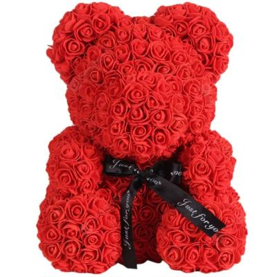Ours Teddy Rouge 35cm